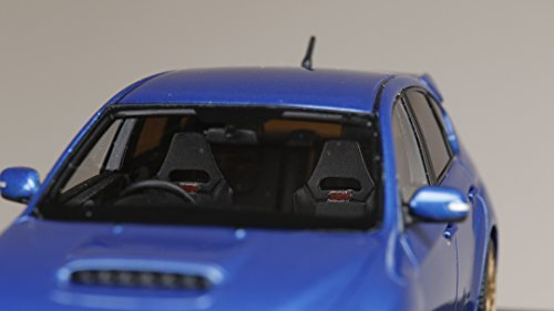 Amazon.com: Hobby Japan (HobbyJAPAN) MARK43 1/43 Subaru Impreza WRX STI (GRB) WR Blue Mica finished product: Toys & Games
