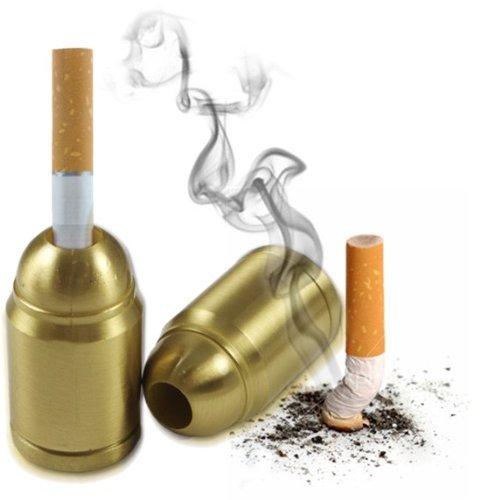 Brass Bullet Cigarette Snuffer by Fujima ()