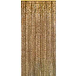 Natural Bamboo Beaded Curtains - 4