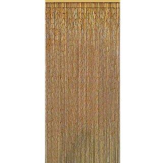Handmade 5229 Natural Bamboo Beaded Curtain (Vietnam)