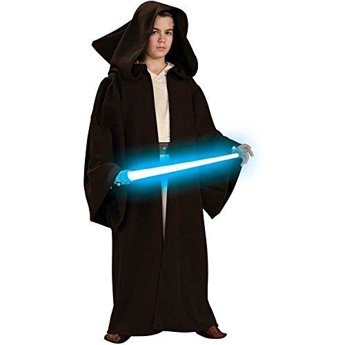 [Super Deluxe Jedi Robe Costume Accessory - Small] (Super Deluxe Jedi Robe Costume)