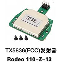 Walkera Rodeo 110 TX5836(FCC) Transmitter Rodeo 110-Z-13 Spare Parts