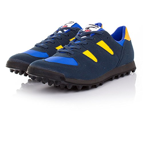 Para Walsh Azul Fell Trainer Elite Zapatillas PB Correr AX7qX8rw