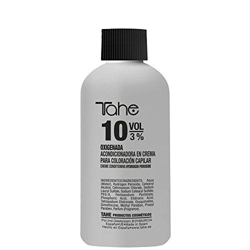 🥇 Tahe Crema Oxidante/Crema Oxigenada Activadora del Color para Coloración Capilar 10 Volúmenes