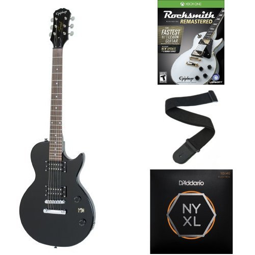 epiphone-les-paul-special-ii-electric-guitar-ebony-with-rocksmith-2014-edition-remastered-xbox-one-s