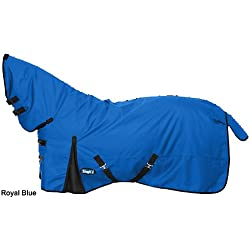 Tough 1 1200D Combo T/O Blanket 300g 75In Royal Bl