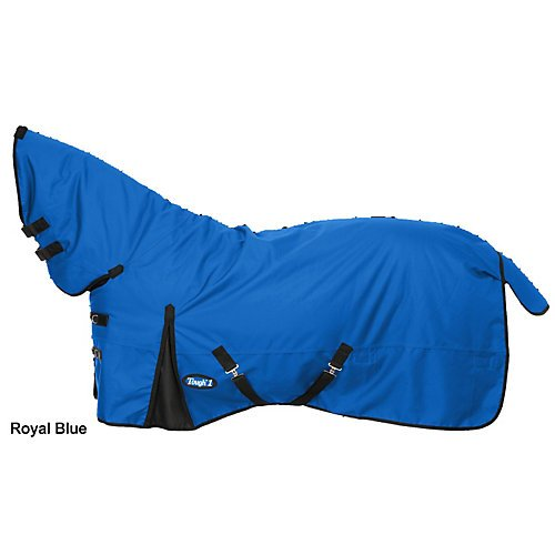 Tough 1 1200D Combo T/O Blanket 300g 72In Royal Bl by Tough 1 (Image #1)