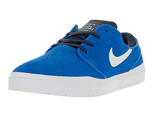 Nike Stefan Janoski Hyperfeel, Zapatillas de Skateboarding para Hombre Azul (Azul (photo blue/white-obsidian))