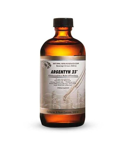 Allergy Research Group – Argentyn 23 Liquid 8 Fl.Oz. – 240ml Review