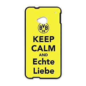 keep Calm And Echte Liebe Bestselling Hot Seller High Quality Case Cove Hard Case For HTC M7