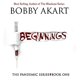 Pandemic: Beginnings Audiobook