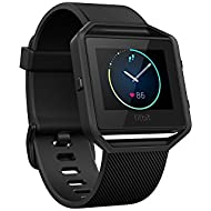Fitbit Blaze Special Edition, Gun Metal, Small (5.5 -  6.7 inch) (US Version)