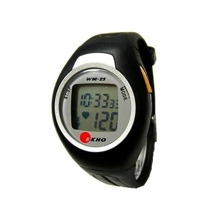 Amazon.com: Sportline Heart Rate Monitor de doble uso ...