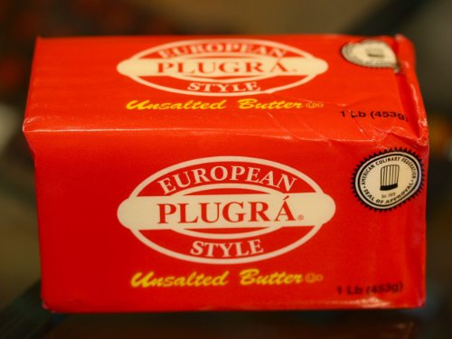 Plugra Unsalted European Style Butter - 1 Pound