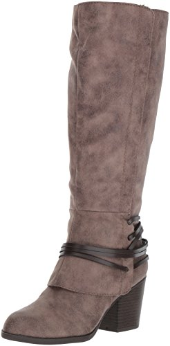 Fergalicious Vrouwen Lexis Breed Kalf Western Boot Taupe
