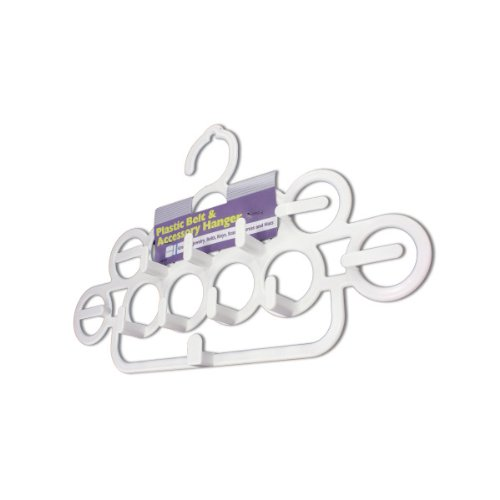 Belt And Accessory Hanger by bulk buys