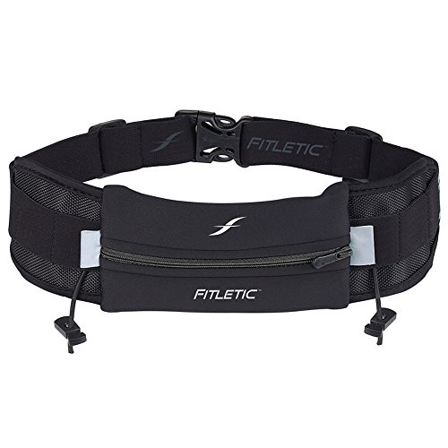 Fitletic Running Belt - Black