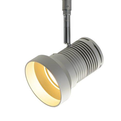 Bruck Lighting Caliber 137311mc/m LED Spot Flared Snoot-40 Degree Reflector Finish, Matte Chrome