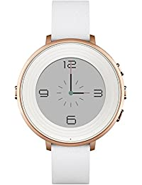 Pebble Time Round 14mm Smartwatch for Apple/Android Devices - Rose Gold