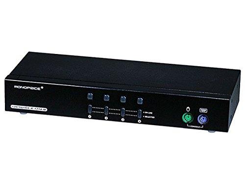 Trackman Marble Wheel - Monoprice 4-Port DVI KVM Switch (104075)