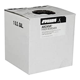Sprint Archive Fixer Remover for Black & White Films and Papers, 4 Liter