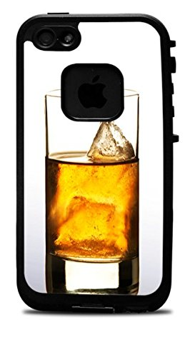 (Whiskey on the Rocks Vinyl Decal Sticker for iPhone 6 PLUS (5.5