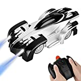GotechoD Remote Control Car Toy, Rechargeable RC Wall Climber Car for Birthday Present with Mini...