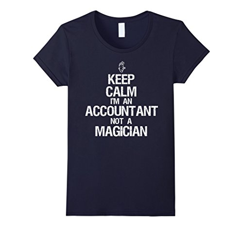 womens-keep-calm-i-am-an-accountant-not-a-magician-t-shirt-xl-navy