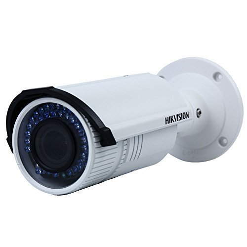 Hikvision DS-2CD2642FWD-IZS 4MP Vari-focal Bullet Network Camera PoE IP67 Outdoor Lens 2.8~12mm Audio