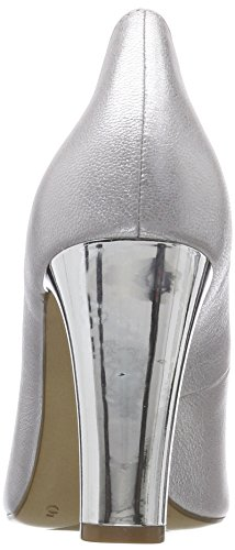 Metal 22402 CAPRICE Silber Pumps Damen 920 Silver WPawq0H8v