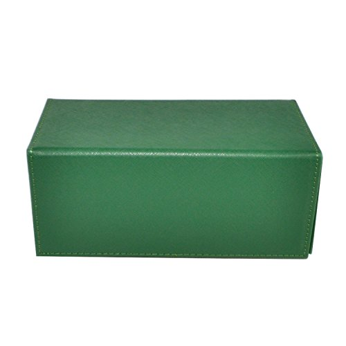 Creation Line Deck Box - Large Green by Dex Protection by Creation Line