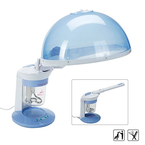 US Stock Portable Personal Table Face Hair Mini Facial hot Steamer Facial Salon - Package Rates International Usps