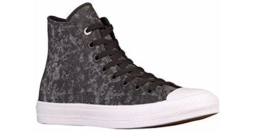Converse Heren All Star Held Chuck Ii Hi Sneaker Bijna Zwart
