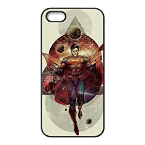 Galaxy Superman iPhone 5 5s Cell Phone Case Black Protect your phone BVS_784485