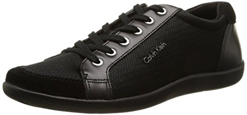 Calvin Klein Paco, Men's Low-Top Sneakers Black - Schwarz (Blk)