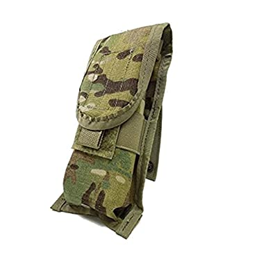 Official MOLLE II US Military Army M4 MultiCam 2 Double Mag Ammo Pouch