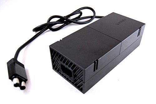 Price comparison product image Microsoft Genuine Xbox One AC Adapter Power Supply Charger Replacement Set