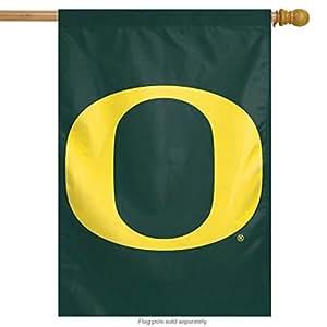 "University of Oregon Ducks Vertical Flag NCAA Licensed 27"" x 37"""