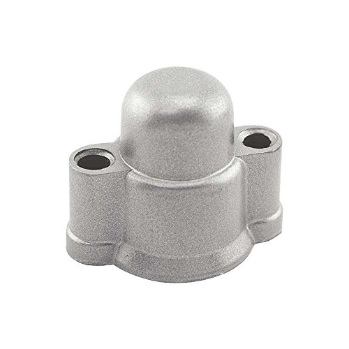 MACs Auto Parts 49-34361 Power Steering Control Valve End Cap - Cast Aluminum - FordOnly