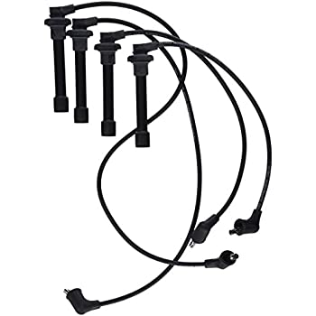 Amazon Com Uxcell 671 4179 Auto Car Engine Spark Plug Cable