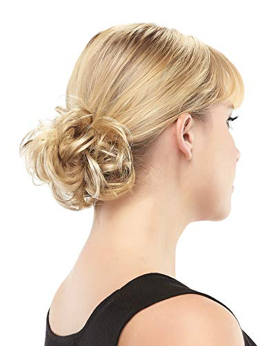 Playful Curly Ponytail Wrap Elasticized Womens Scrunchie 2.5