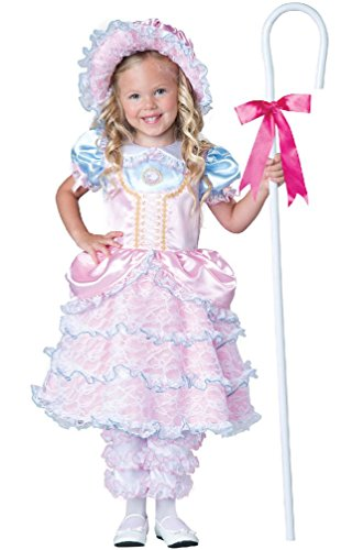 8eighteen Storybook Little Bo Peep Toddler Costume (Toddler Bo Peep Costume)