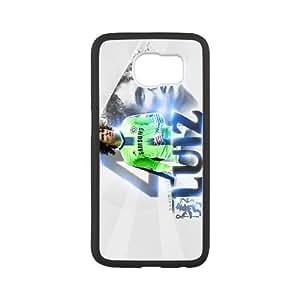 David Luiz Samsung Galaxy S6 Cell Phone Case Black 05Go-233611