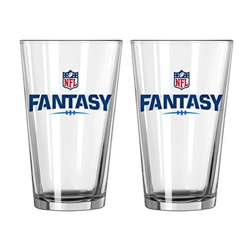 Fantasy Football Satin 16 ounce 2 Pack