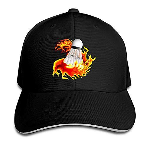 Hats Cowgirl Badminton Women Cap Denim Sport Cowboy Fire Skull Men Hat v8dqFw4YY
