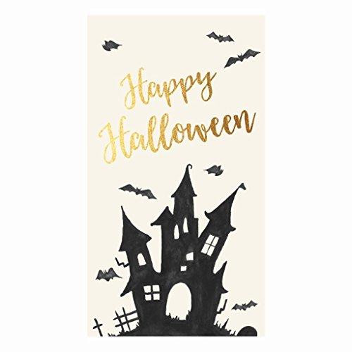 C.R. Gibson Halloween Dining Party Paper Napkins (Guest) by C.R. Gibson