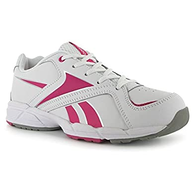 Reebok Kids Allmotion Junior Trainers Girls Sport Training Shoes
