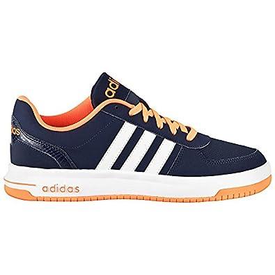 Adidas Men S Neo Cloudfoam Hoops Aq1406 Herren Schuhe Blau Leisure