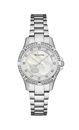 Bulova Women's 96L226 Timeless Diamond Silver Dial for sale  Delivered anywhere in Canada