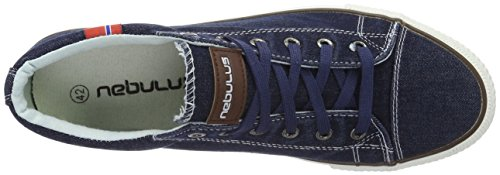 Nebulus Zapatillas Denim Low Azul EU 42